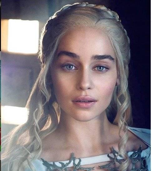 Daenerys Targaryen Game og Thrones