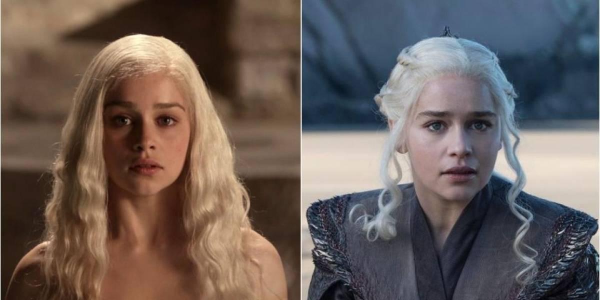 """El significado de las trenzas de Daenerys Targaryen en """"Game of Thrones"""""""