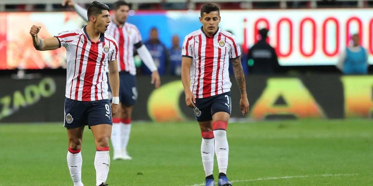 FOTOS: Filtran posible jersey de Chivas para el AP19