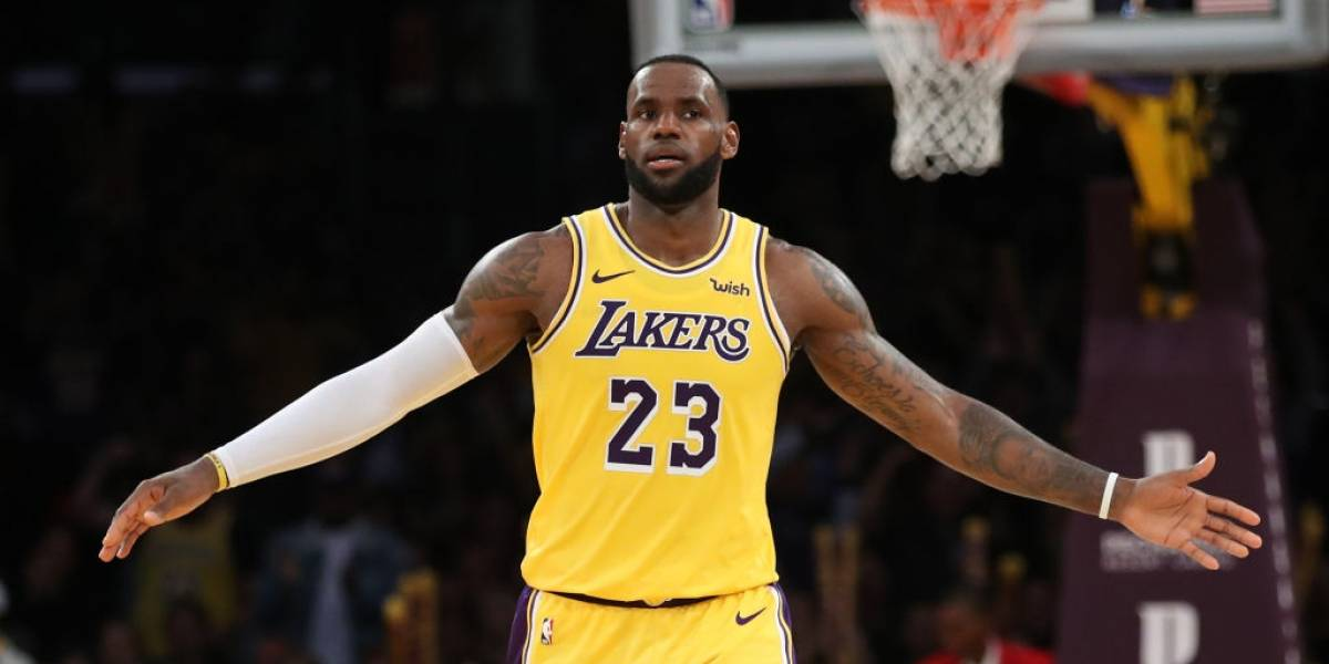 """LeBron James: """"No voy a parar hasta que los Lakers sean campeones"""""""