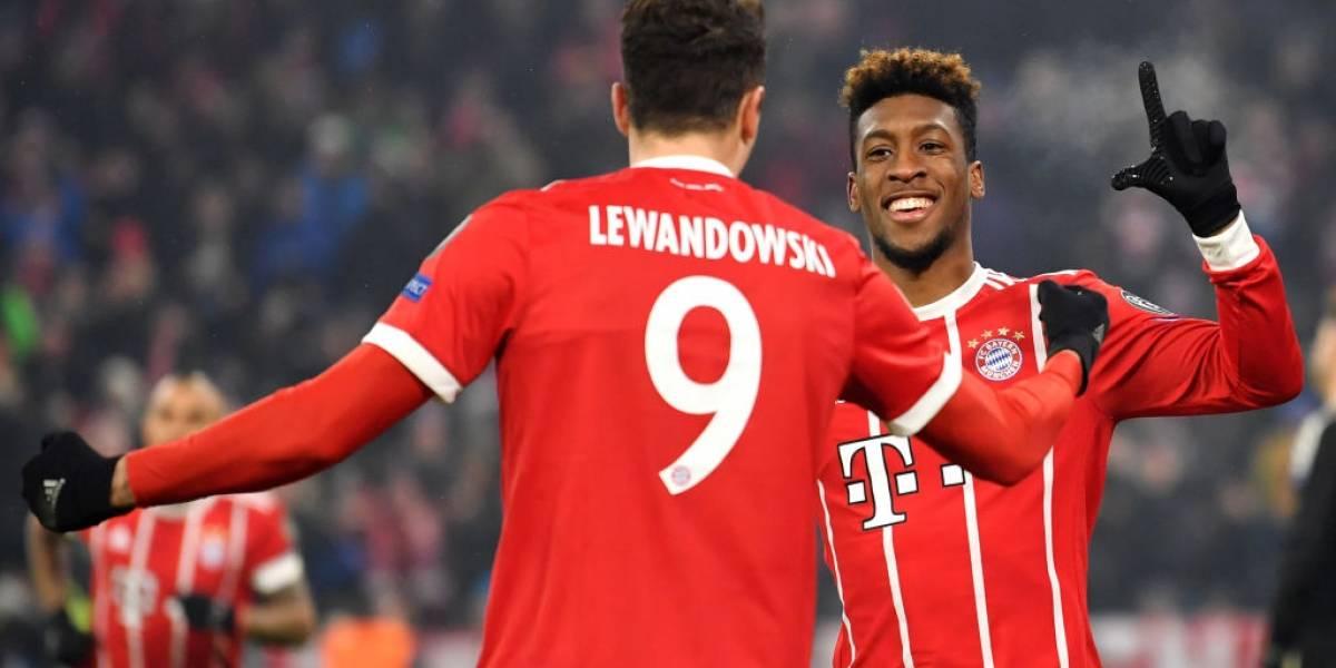 """DT de Bayern Munich confirma pelea entre Lewandowski y Coman: """"Nos sentamos y conversamos entre los tres"""""""