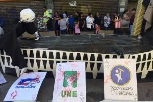 Huelga de Todos los Dolores del Pueblo 2019, organizada por la Usac.