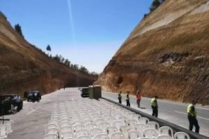 Inauguración del libramiento de Chimaltenango.