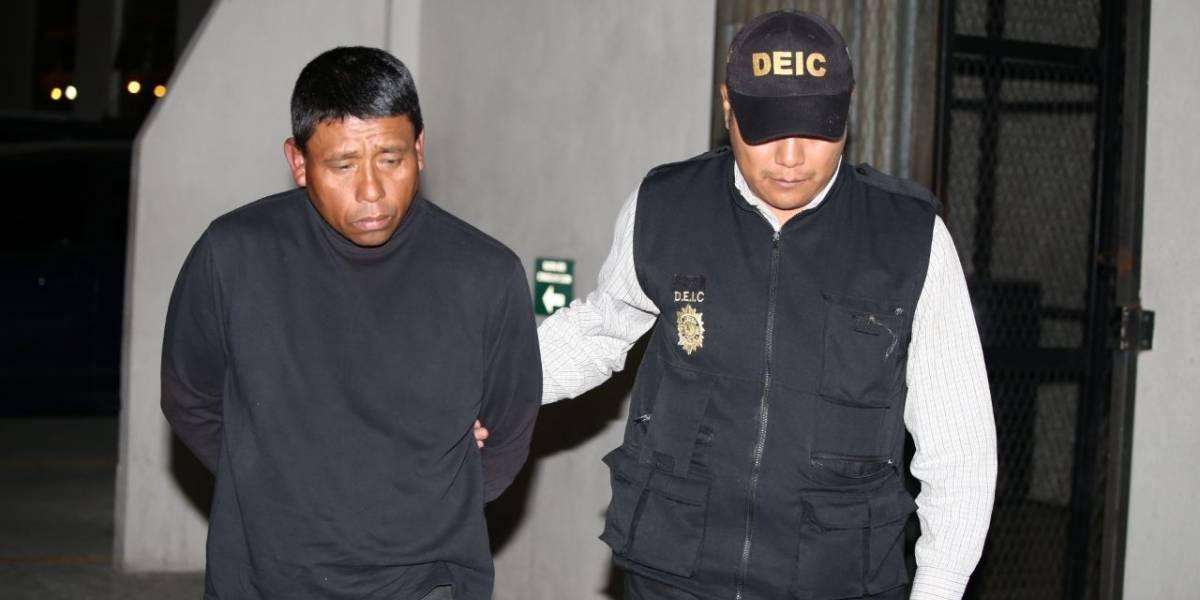 Tribunal impone 32 años de cárcel en contra de violador
