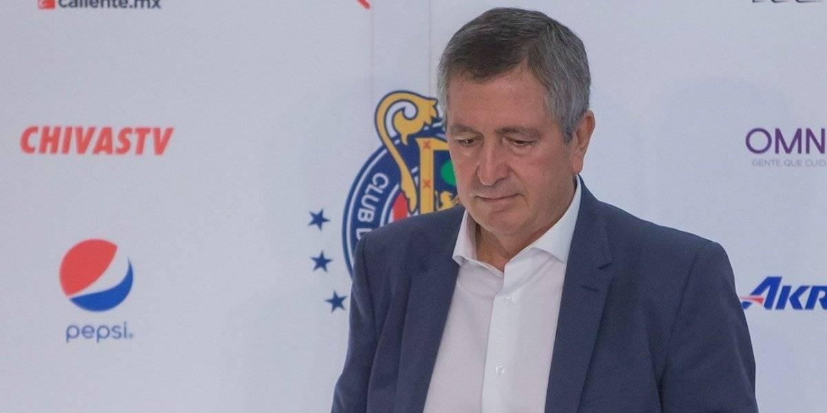 Reportan que 'podrían ser sus últimas horas' de Jorge Vergara