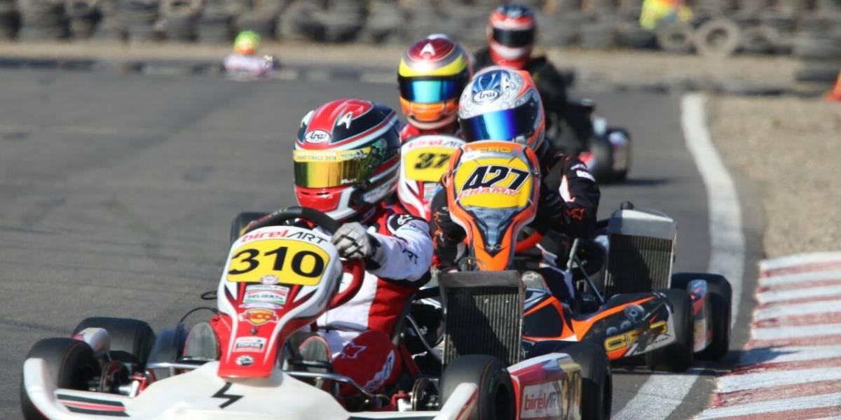El rugir de los kartings se traslada a Rancagua con la cuarta fecha del campeonato nacional