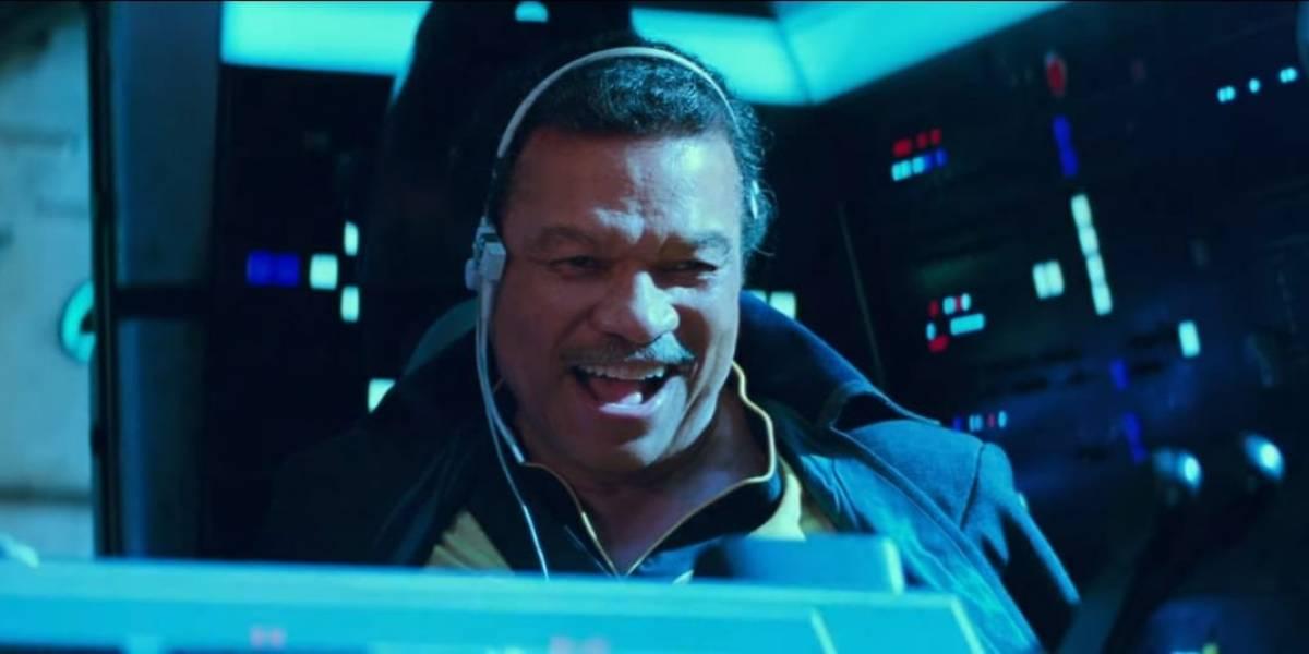 'Star Wars: Episódio IX' ganha título oficial e teaser com Lando Calrissian