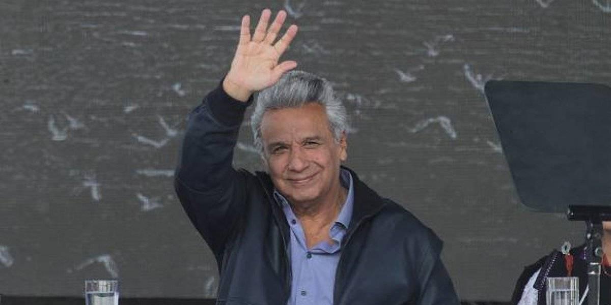 Lenín Moreno viaja a EEUU para reunirse con la OEA