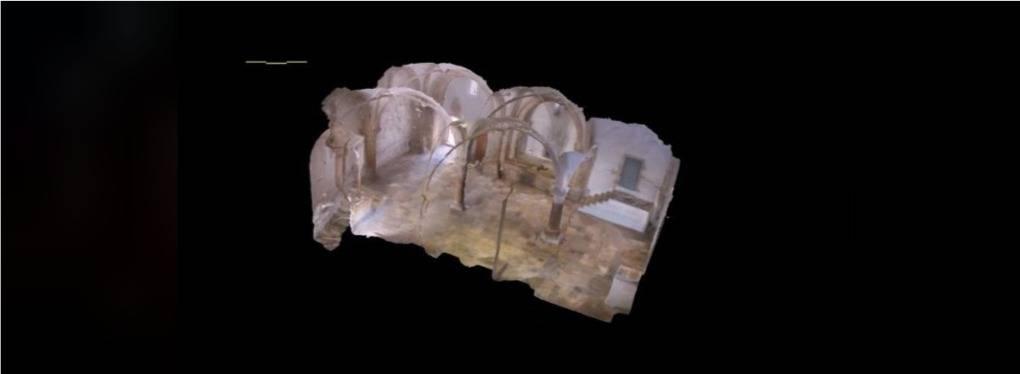 Arqueólogos crean digitalmente sala donde Jesús realizó la última cena