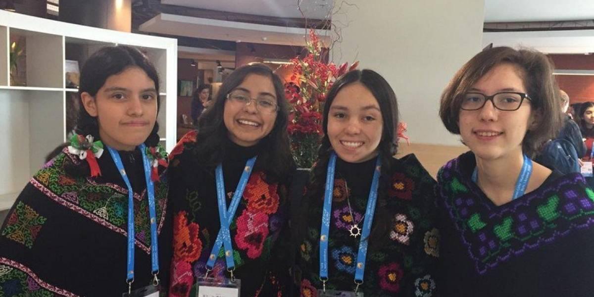 Equipo femenil de México obtiene medallas de oro y plata en Olimpiada de Matemáticas de Ucrania
