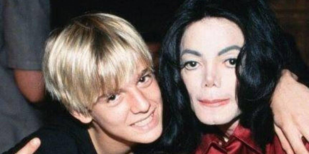 """Hermano menor de Nick Carter amenazó con contar """"la verdad"""" sobre su experiencia con Michael Jackson"""