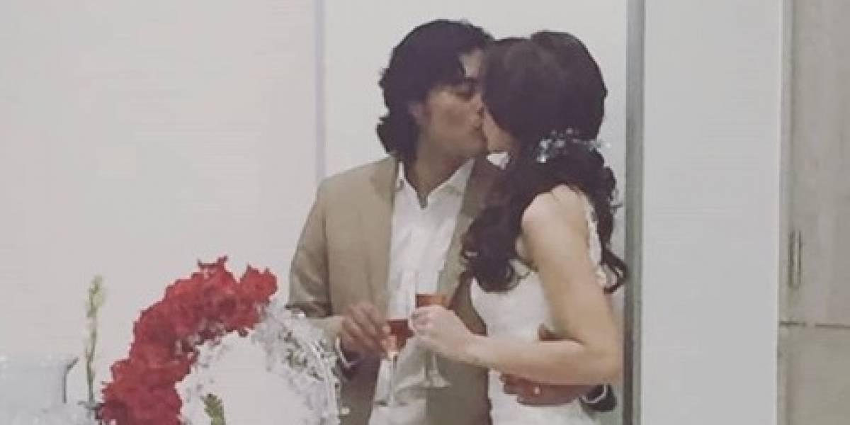 En ceremonia privada se casó el hijo de Gustavo Petro