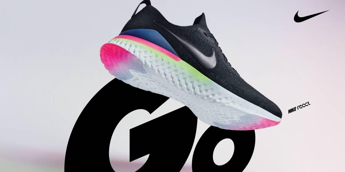 Todo lo que usted debe saber sobre las zapatillas Nike React