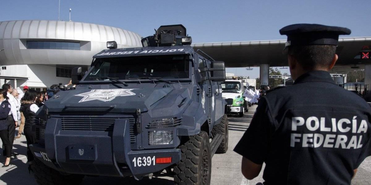 Van contra extorsión a turistas en Plan de Seguridad de Semana Santa