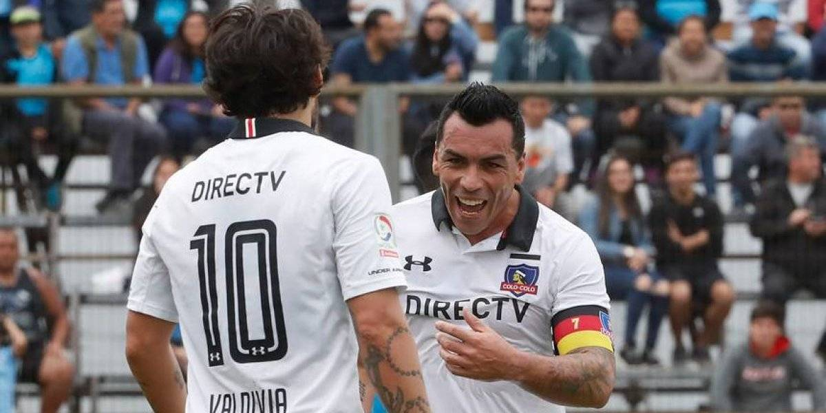 Con Valdivia y Paredes desde el inicio: Mario Salas busca la reivindicación en Colo Colo con todas sus estrellas