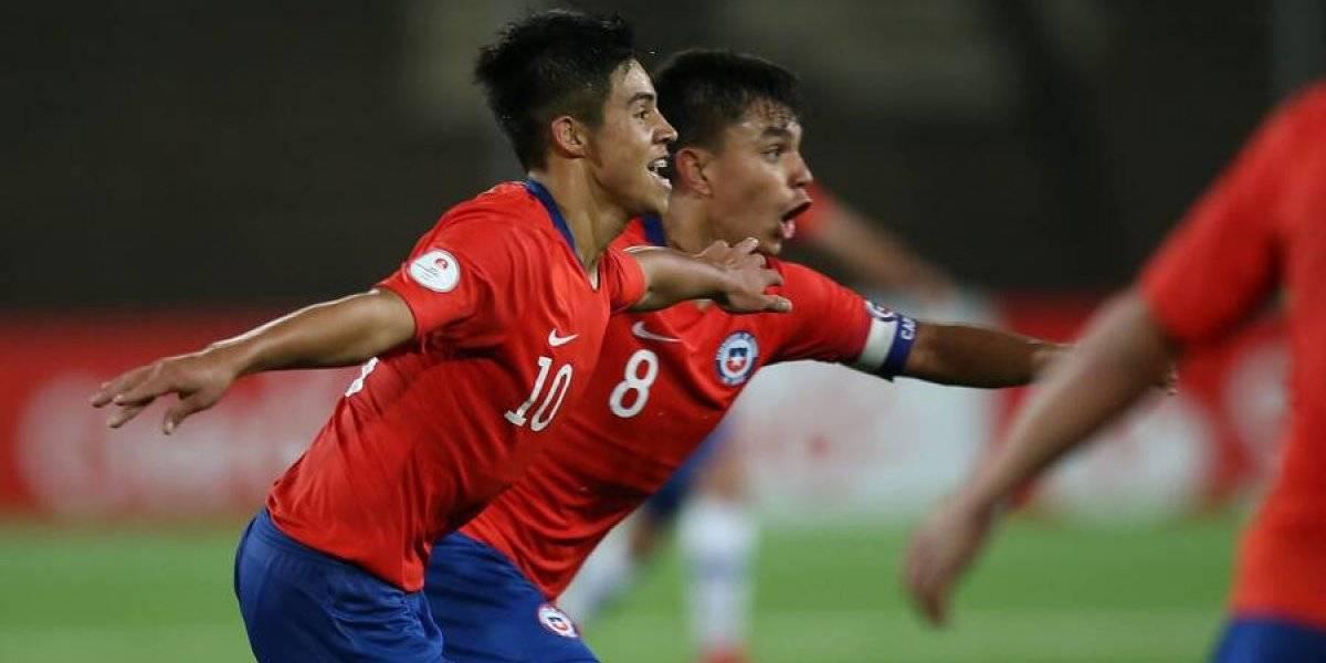Así vivimos el empate de la Roja Sub 17 ante Paraguay en el Sudamericano de Perú