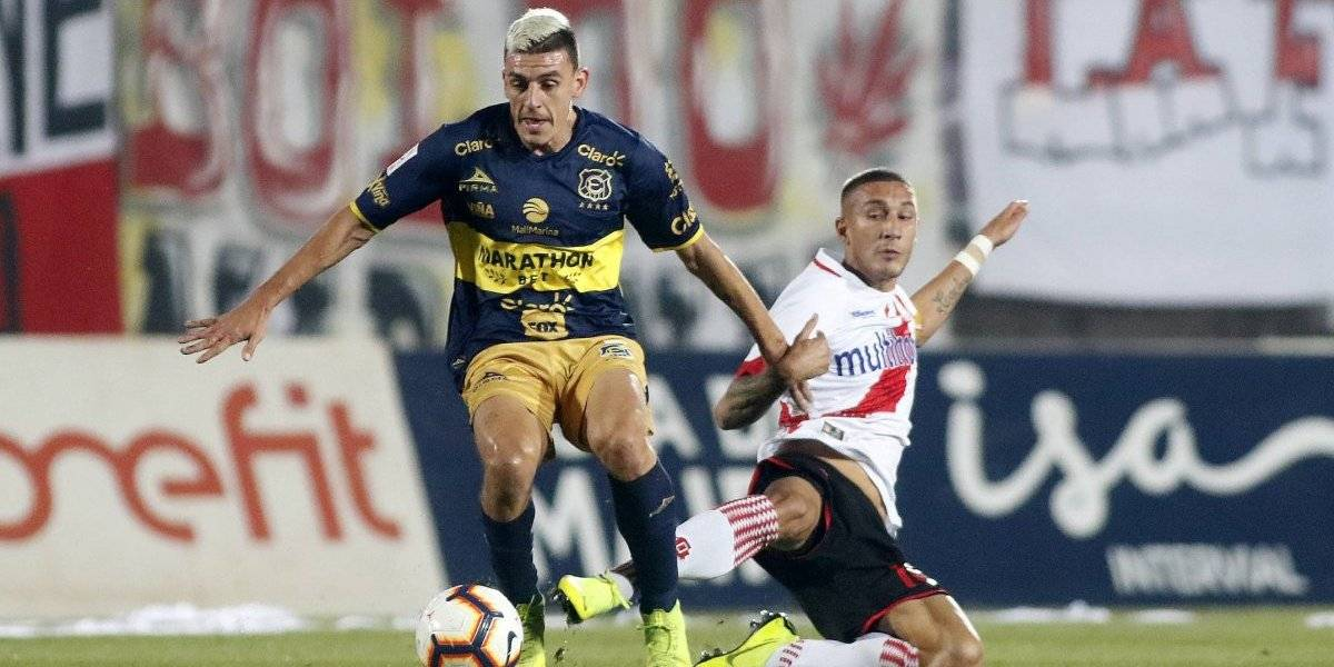 Curicó y Everton protagonizaron electrizante empate al inicio de la octava fecha del Campeonato Nacional