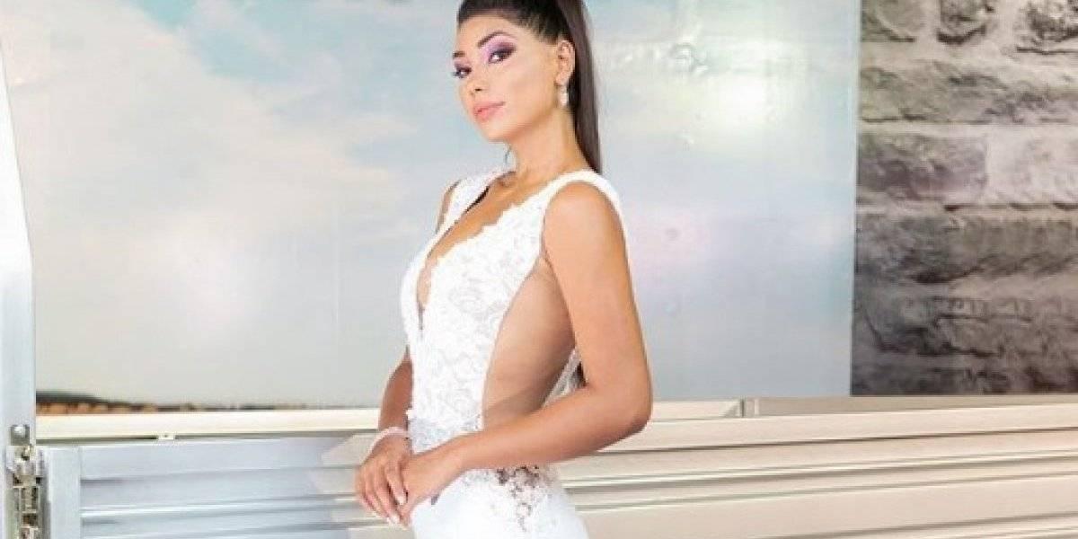 Le quitan la corona a Miss Bolivia Universo