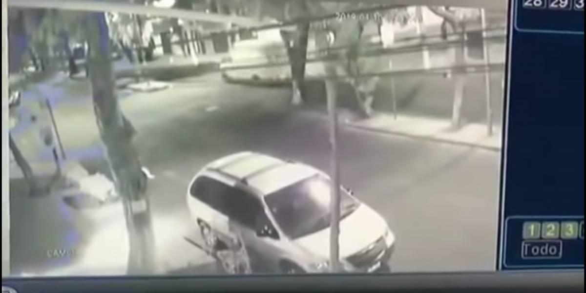 México: Captan en cámaras de seguridad al responsable de activar la alerta sismica apócrifa