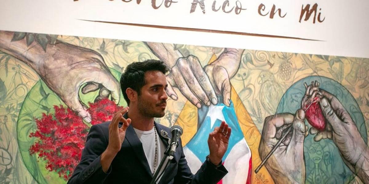 Éktor Rivera se inspira en su esposa Yara Lasanta