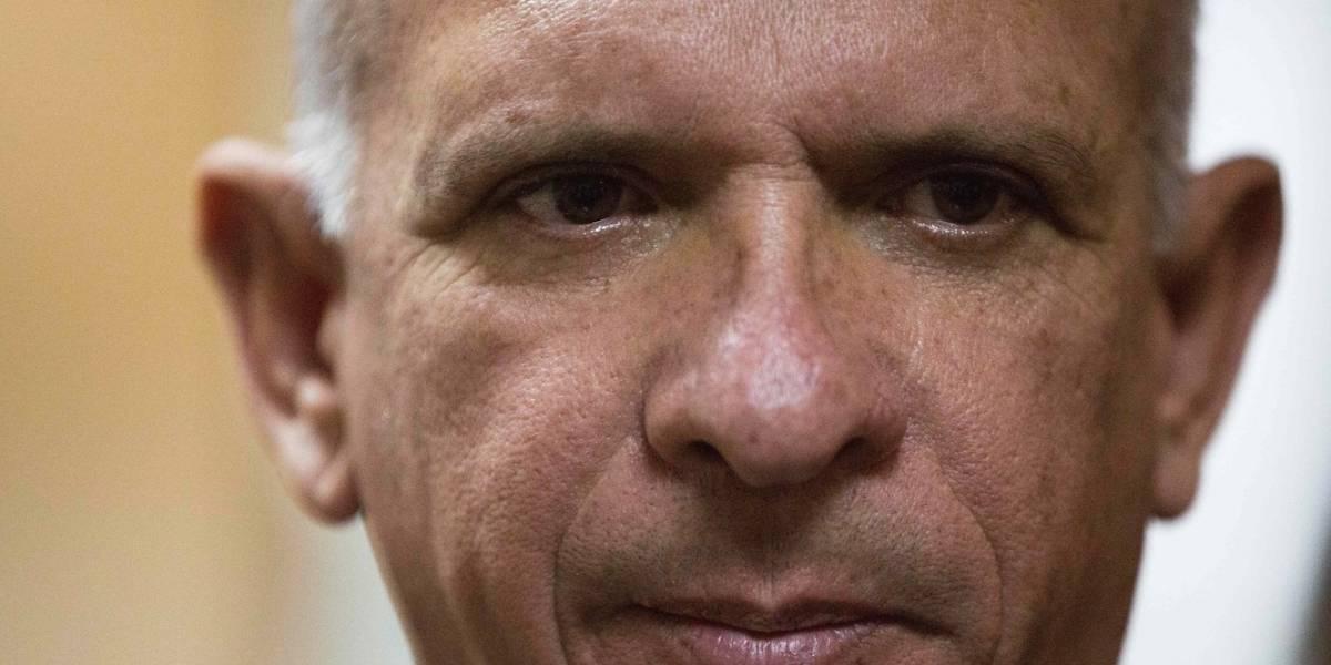 Detienen en España a general venezolano Hugo Carvajal