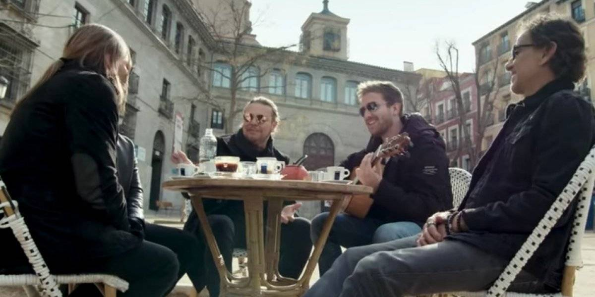 """Maná lanza dueto de """"Rayando el sol"""" con Pablo Alborán"""