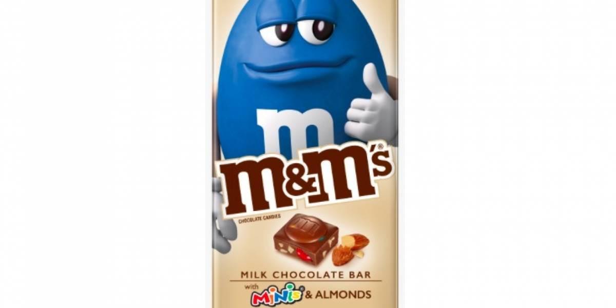 Los M&M's Bars ahora en barras