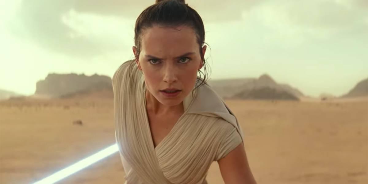 Cartazes individuais dos personagens de 'Star Wars: A Ascensão Skywalker' são divulgados