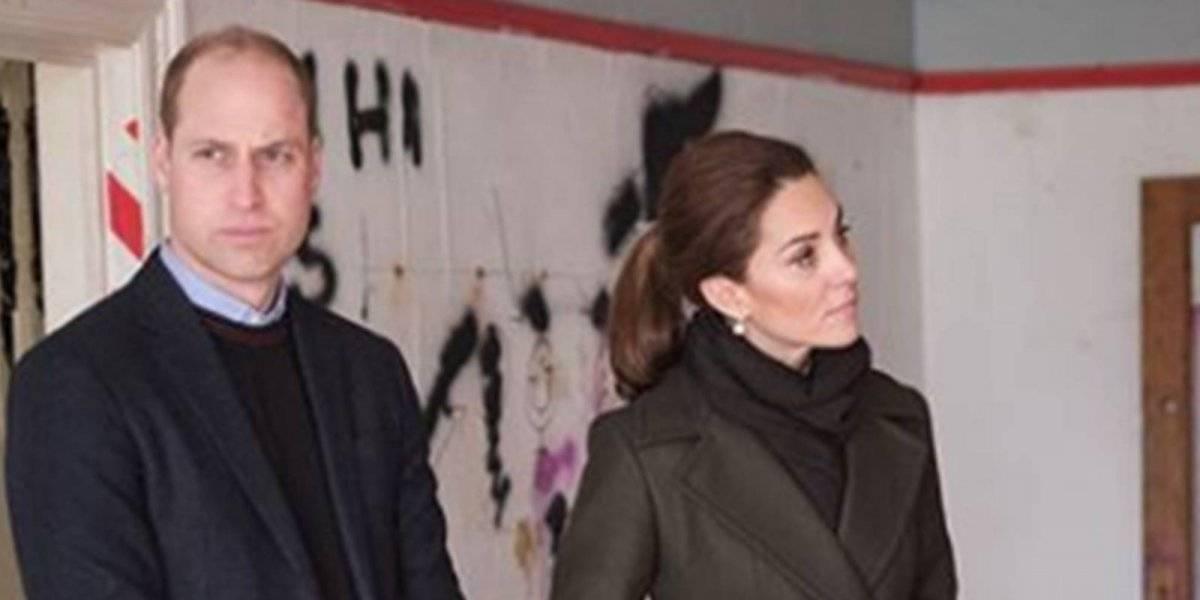 El príncipe William responde de manera contundente a los rumores de su infidelidad a Kate Middleton