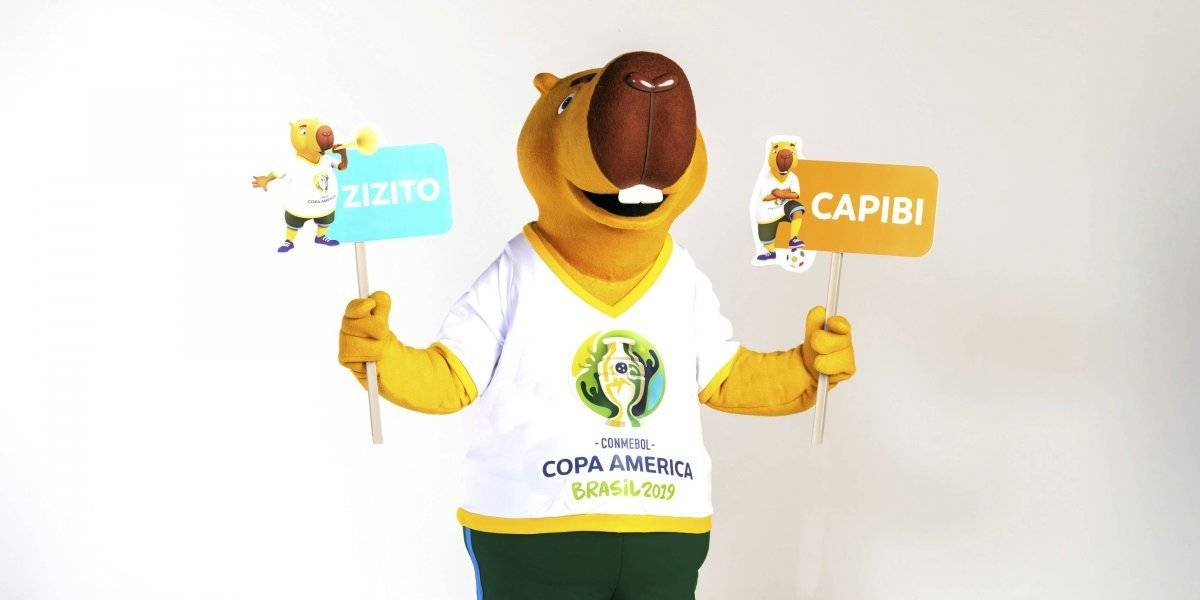 ¡La mascota de la Copa América 2019 ya tiene nombre!