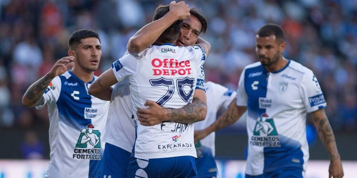Pachuca humilla 9-2 a Veracruz y alarga su racha de 14 partidos sin ganar