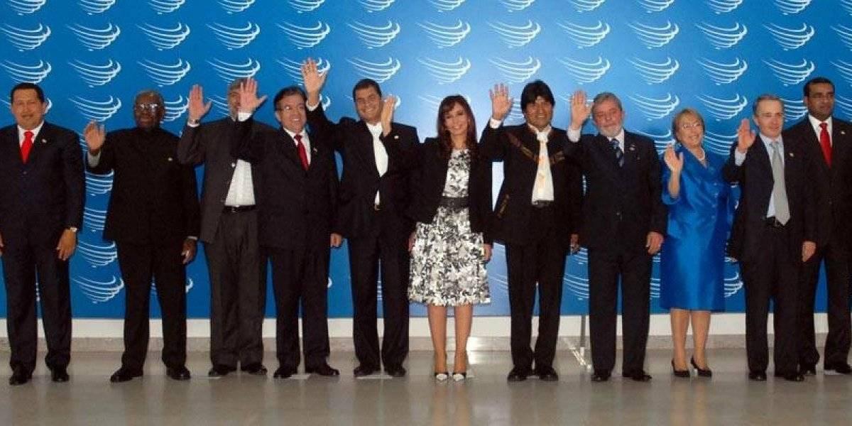 El gobierno de Argentina oficializa su retiro de la UNASUR