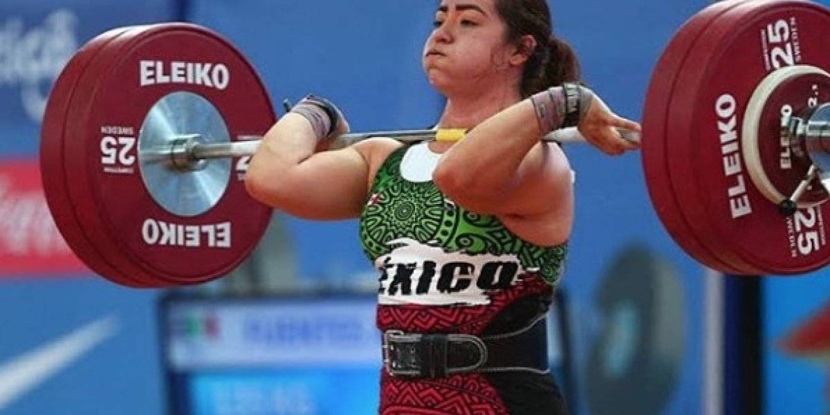 Descartan de Panamericanos a halterista mexicana 'por gorda'