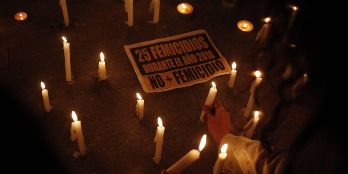 Nuevo femicidio en el país: hombre asesinó de un escopetazo a su esposa frente a su pequeño hijo