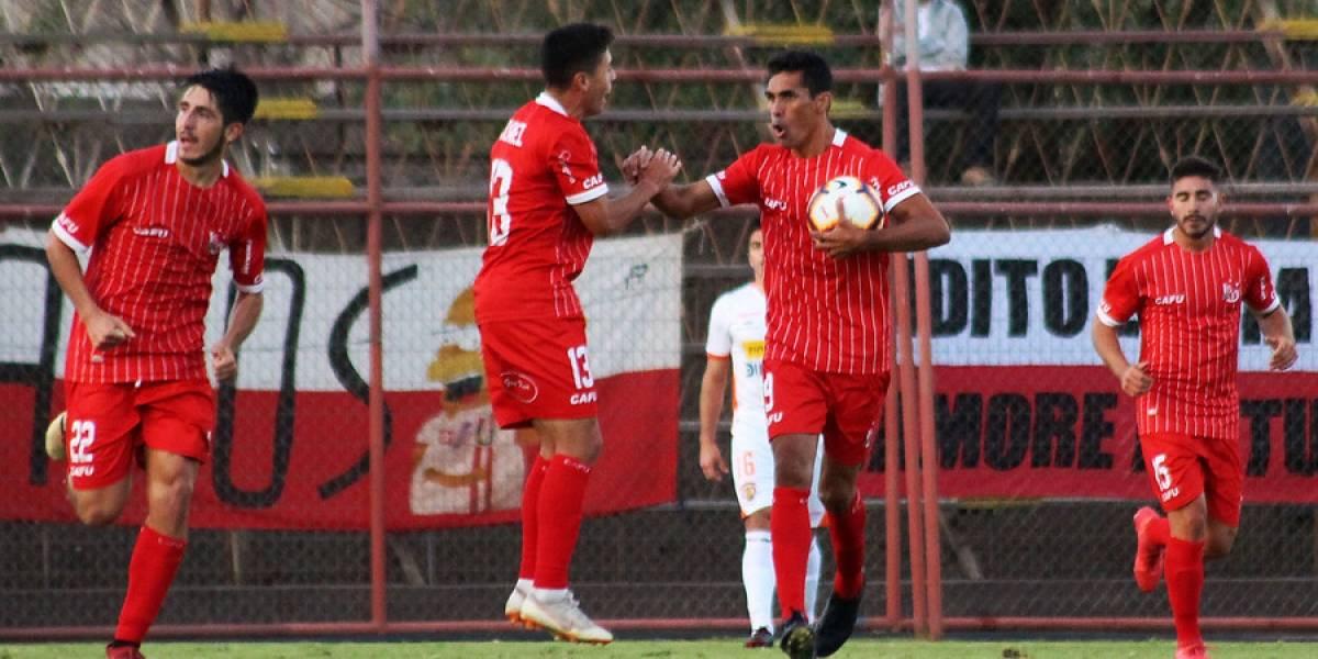 Unión San Felipe despierta en Primera B y gana su primer partido del año