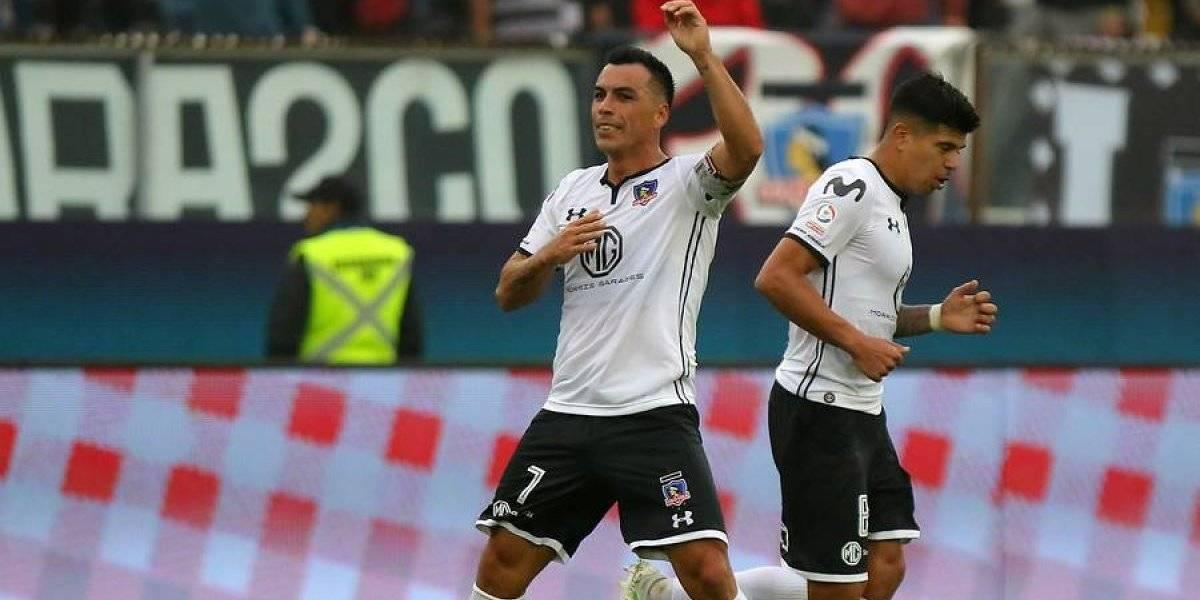 """Paredes elogió la reacción de Colo Colo, pero advierte: """"Esto no nos puede volver a ocurrir"""""""