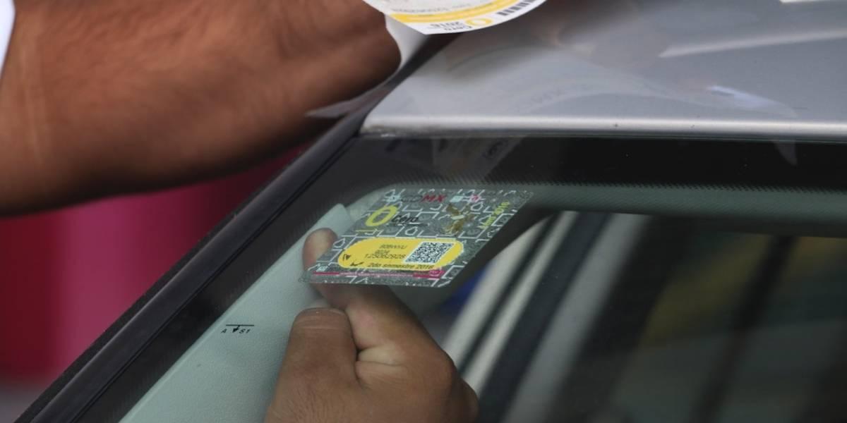 Imparable robo de hologramas de verificación; sustraen más de 300 al mes