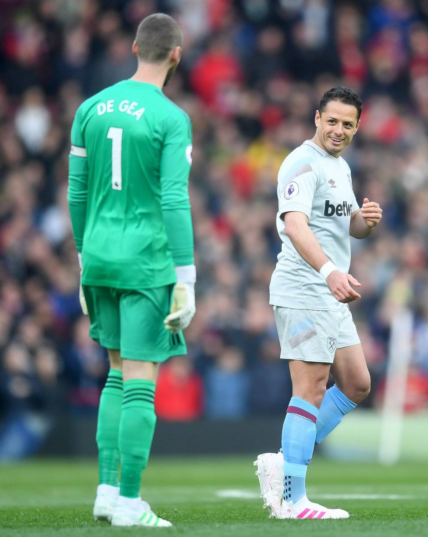 Javier Hernández llegó al Manchester United en 2010 |GETTY IMAGES