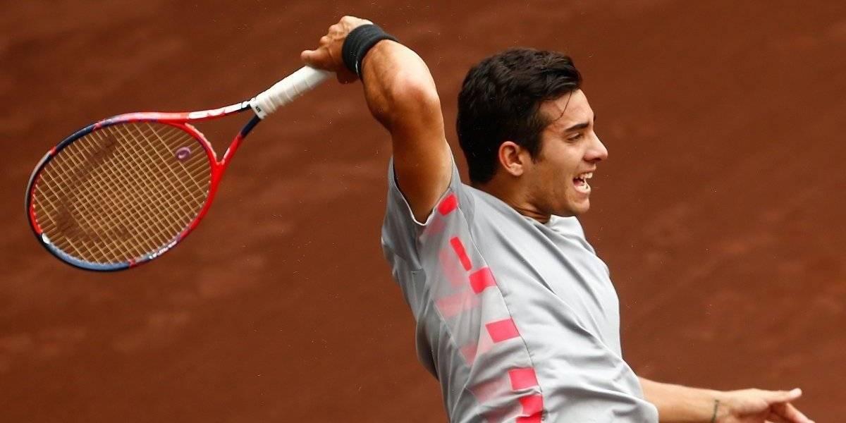 La ATP oficializó el ascenso de Christian Garín al Top 50 del ranking mundial
