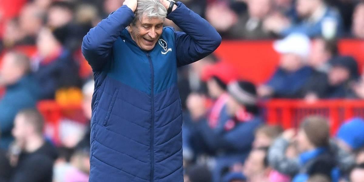 West Ham de Pellegrini cayó en penales ante Athletic Bilbao