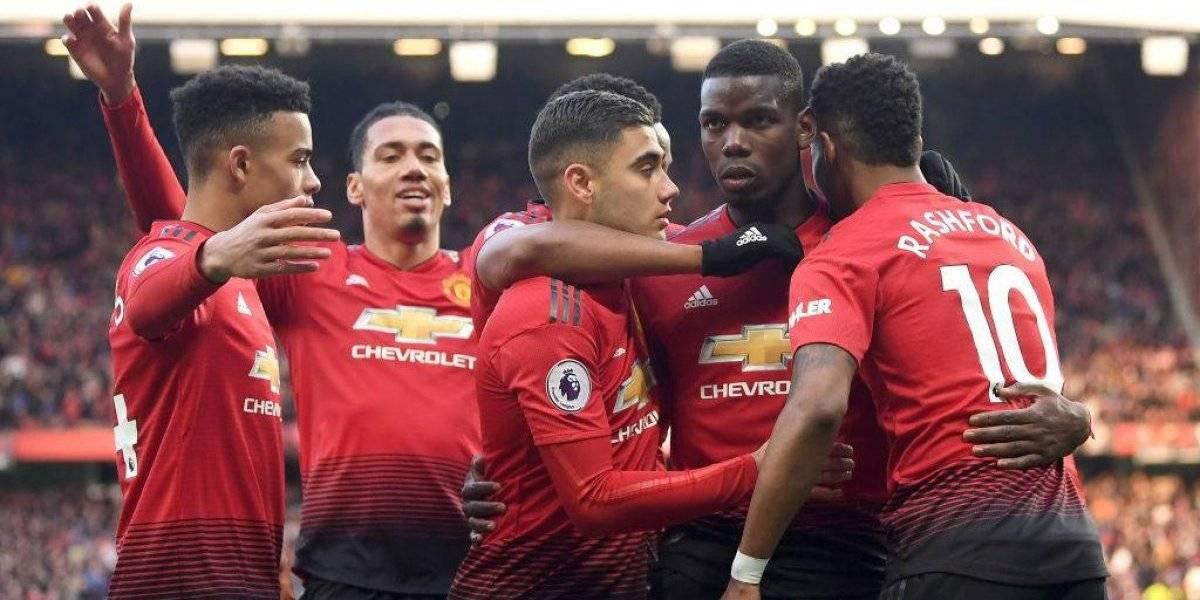 El United sin Alexis hunde al West Ham de Pellegrini y sigue soñando con la Champions
