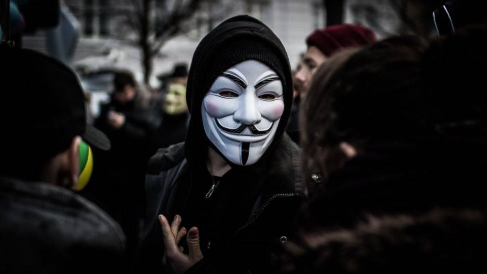 Julian Assange Anonymous