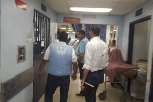 Hondureños que viajaban en la caravana de emigrantes fueron atacados a balazos, sufrió muerte cerebral. Foto: Emisoras Unidas