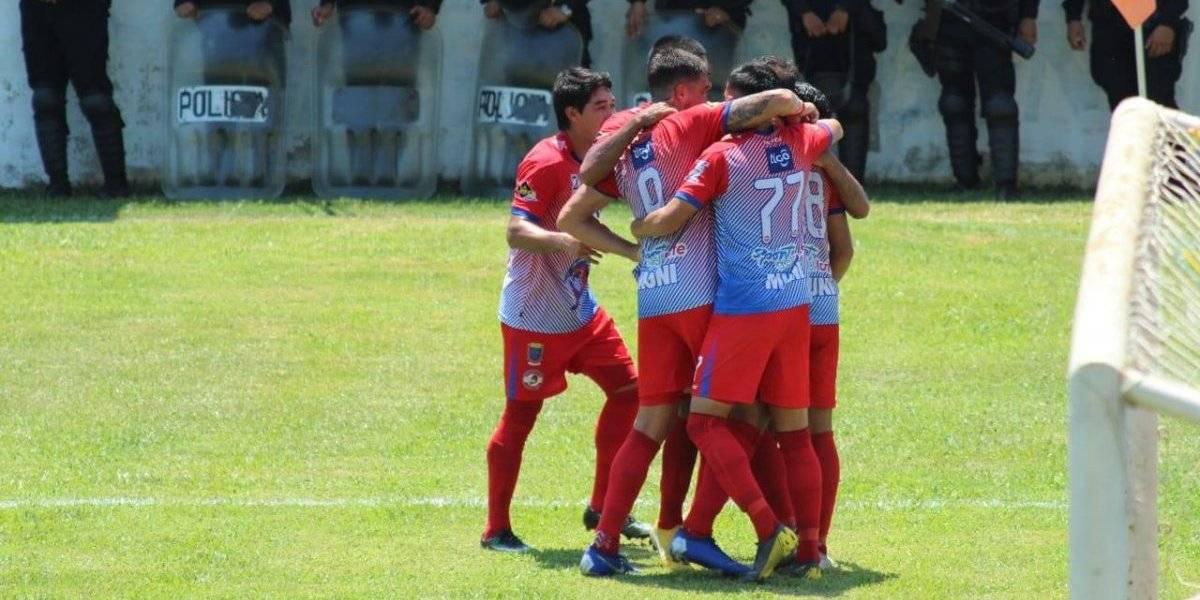 Deportivo Iztapa le gana a Municipal y aspira a clasificar