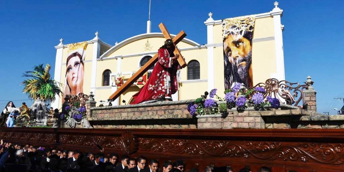 Jesús del Consuelo y la parábola del joven rico en este Sábado de Ramos