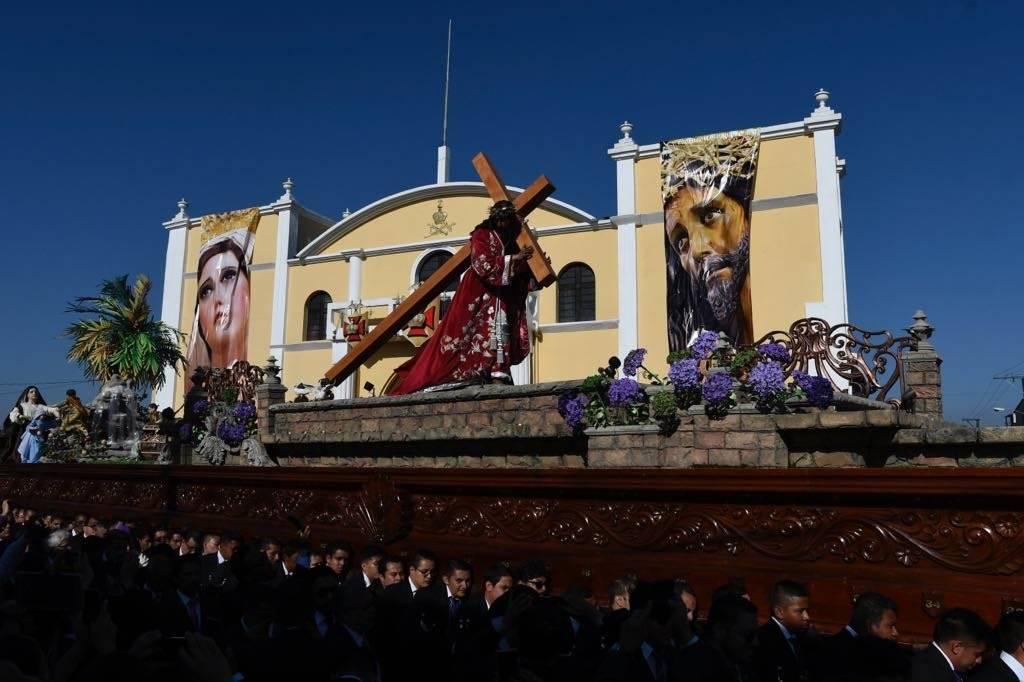 Procesión de Jesús del Consuelo Omar Solís