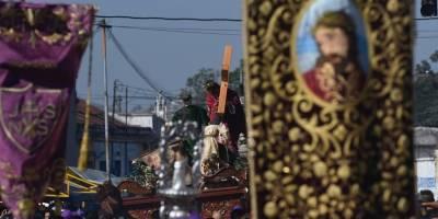 Procesión de Jesús del Consuelo