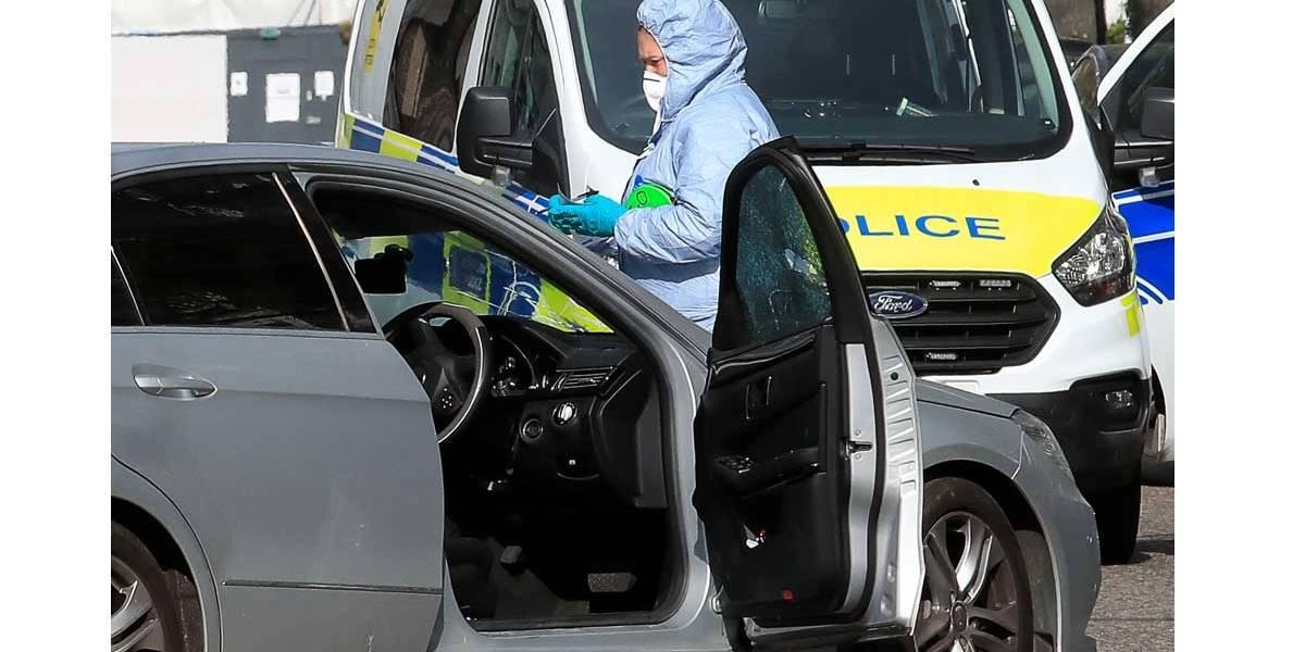 Polícia de Londres dispara tiros após veículo atingir carro de embaixador ucraniano