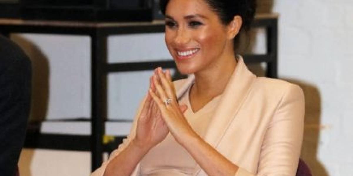 Medios sospechan que ya nació el 'baby royal': La última aparición de Meghan Markle fue el 19 de marzo