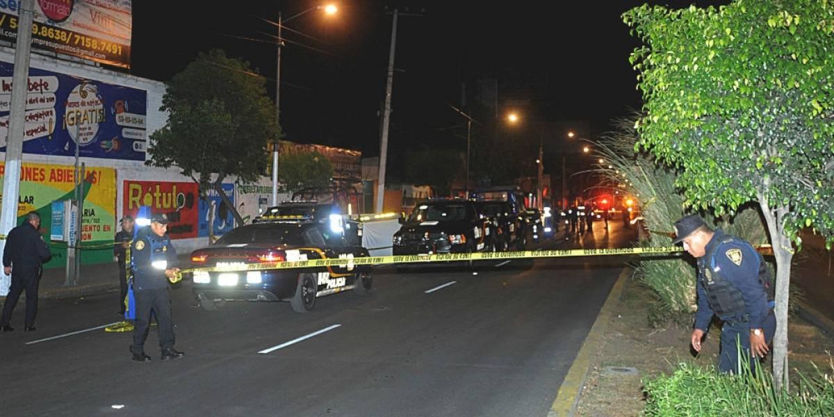 Conductor arrolla y mata a policía para huir del alcoholímetro